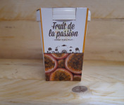La Ferme du Logis - Sorbet Plein Fruit Fruit de la Passion