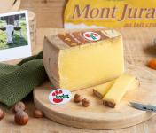Constant Fromages & Sélections - Mont Jura Au Lait Cru 9 Mois D'affinage - 500g