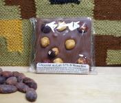 Pâtisserie Kookaburra - Mini Tablette Chocolat Au Lait 37% & Noisettes
