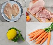 BEAUGRAIN, les viandes bien élevées - Mangeons Sain Et Équilibré - 1 Repas Copieux Et Protéiné Pour 6 Personnes
