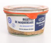 Méditerranée Sauvage - Rillettes de Maquereaux au Roquefort
