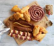 Ferme de Pleinefage - Colis Barbecue Canard-Poulet (avec Ailerons) - 4 Personnes