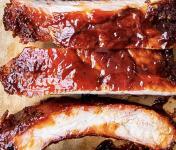La ferme d'Enjacquet - Ribb's De Porc Sauce Bbq