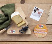 Constant Fromages & Sélections - La Tomme Du Jura Au Lait Cru - 500g