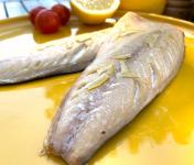 Ô'Poisson - Filets De Maquereaux Fumés Aux Zestes De Citron