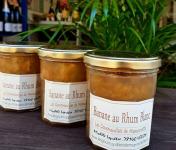 Les Gourmandises de Mamounette - Banane Au Rhum Blanc
