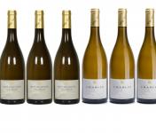 Domaine Tupinier Philippe - 3 Bourgogne Vieilles Vignes Et 3 Chablis