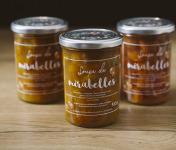 La Ferme des Prun'Elles - Lot de 3 Soupes de Mirabelles
