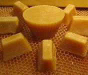 Miel et Pollen - Cire D'abeilles Moulée - 120g