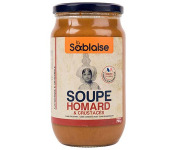 Ô'Poisson - Soupe De Homard Et Crustacés - 790g