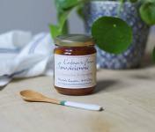 Les Gourmandises de Mamounette - Confiture Pomme La Jovacienne – 250 G
