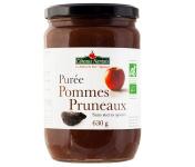 Les Côteaux Nantais - Purée Pommes Pruneaux 630g