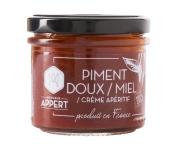 Monsieur Appert - Crème Apéritif Piment Doux Rouge /miel