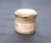 Saumon de France - Rillettes De Truites À La Moutarde À L'ancienne
