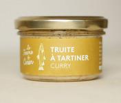 La Ferme du Ciron - Truite À Tartiner Au Curry
