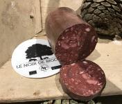 Marie et Nicolas REY - Domaine REY - Gros Boudin de Porc Noir de Bigorre