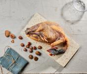 BEAUGRAIN, les viandes bien élevées - La Pintade Fermière
