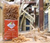 Moulins de Versailles - Pâtes artisanales Fusilli au blé complet - 500g
