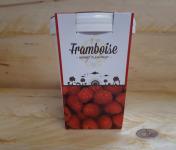 La Ferme du Logis - Sorbet Plein Fruit Framboise