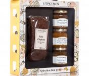 L'Epicurien - Coffret Selection Foie Gras