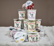 La Finarde - Lot de 12 yaourts fermiers nature