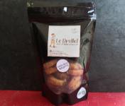 Pyrenées'cakes - Gâteaux à la broche BIO - Drollets Chocolat-Noisette