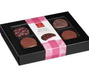 Des Lis Chocolat - Palets Aux Fruits Rouges, 70g