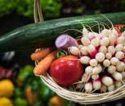 Maison Argentain - Panier de Légumes De Saison - 11kg