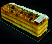 Philippe Segond MOF Pâtissier-Confiseur - Gâteau À L'abricot Sans Gluten