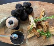 ALENA la Truffe d'Aquitaine - Suprême De Truffe Noire du Périgord Fraiche Tuber Melanosporum - 15g