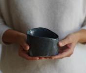 Atelier Eva Dejeanty - [Précommande] Bol en Céramique (grès) modèle Cellule Taille S