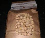 """Les Délices du Scamandre - Pois Chiches """"Gros Blanc"""" Bio - 5kg"""