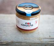 Nos cousins Conserverie - Compote De Pomme - Cannelle 350g