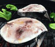 Ô'Poisson - Tranche de Thon Blanc Pêché à la Ligne - Lot de 1kg