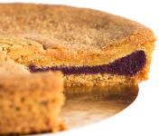 Maison Miettes - Gâteau Basque Sans Gluten Cassis Citronnelle