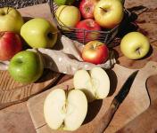Le Verger de Crigne - Trio De Pommes Bio (petit Calibre) - 10kg