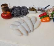 Le Panier à Poissons - Seiche En Blanc - Lot De 1kg
