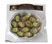 Bellorr – Maison de Qualité - Escargots de Touraine farcis au beurre d'ail en assiette, 1 douzaine