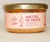 La Ferme du Ciron - Miettes De Truite Au Piment D'espelette
