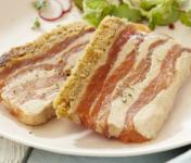 IOD - Duo saumon fumé et bloc de foie gras