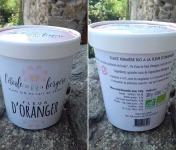 L'Etoile de la Bergère - Glace Bio Au Lait De Brebis Corse Fleur D'oranger 470 Ml