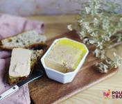 Ferme Caussanel - Foie Gras Mi-cuit 555gr