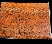 Fumaison Occitane - Saumon Bio Fumé À Chaud (pavé De 450 G, 5-6 P)