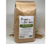 La Ferme des Collines - Farine Semi-complète Blés Anciens 2kg