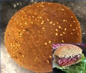 La Ferme des Collines - Pains Burger Au Levain - 4x140g