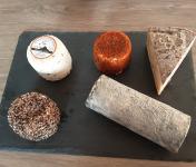Gourmets de l'Ouest - Plateau découverte fromages fermiers