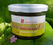 L'escargotière BONVALOT - Salade d'Escargot Roquette et Ail 180g