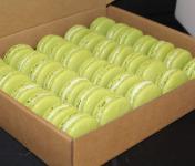 Les Macarondises - 35 Macarons Pistache