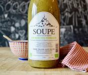La Ferme du Polder Saint-Michel - Soupe Courgette - Estragon - 1l