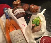 Des Poules et des Vignes à Bourgueil - Saint-valentin - Panier Repas